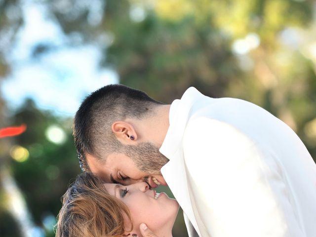 La boda de Alejandro y Davinia en Benalmadena Costa, Málaga 12