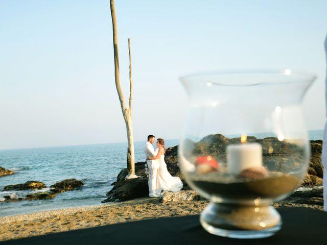 La boda de Alejandro y Davinia en Benalmadena Costa, Málaga 13