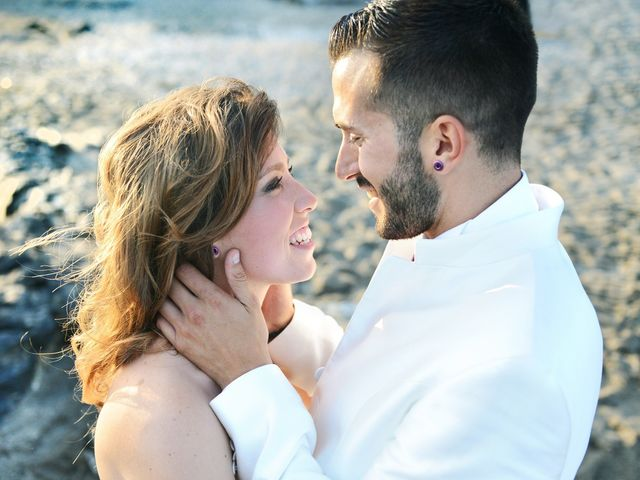 La boda de Alejandro y Davinia en Benalmadena Costa, Málaga 17