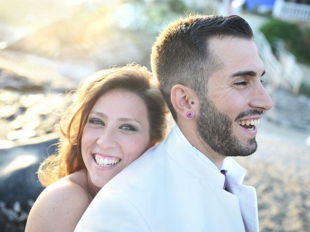 La boda de Alejandro y Davinia en Benalmadena Costa, Málaga 18