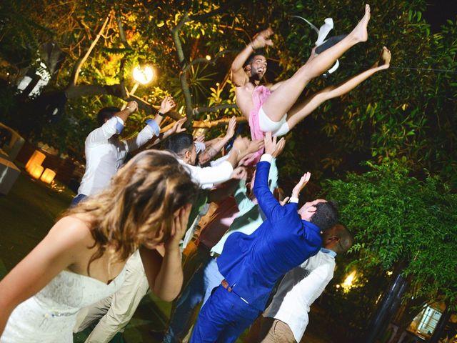 La boda de Alejandro y Davinia en Benalmadena Costa, Málaga 30