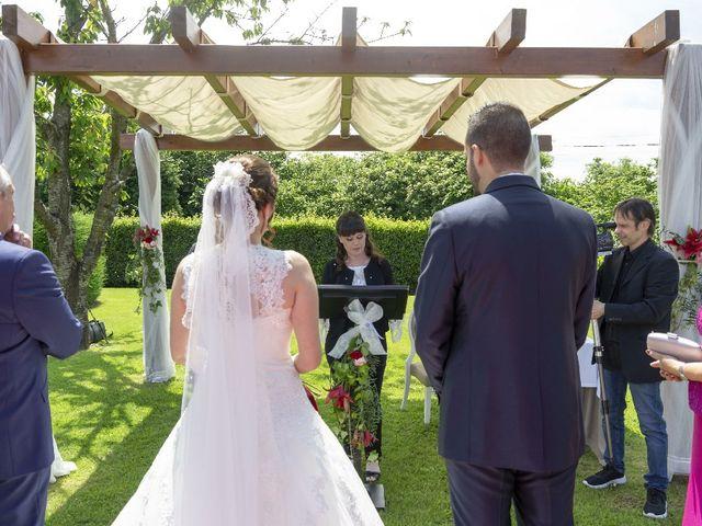 La boda de Dani y Tania en Quintueles, Asturias 1