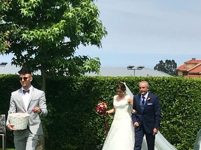 La boda de Dani y Tania en Quintueles, Asturias 14