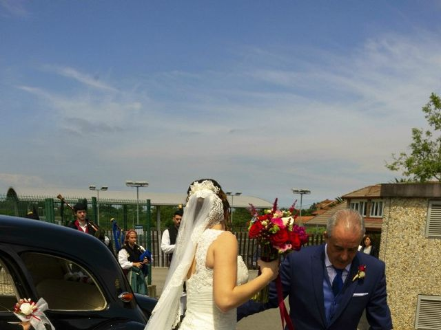 La boda de Dani y Tania en Quintueles, Asturias 48