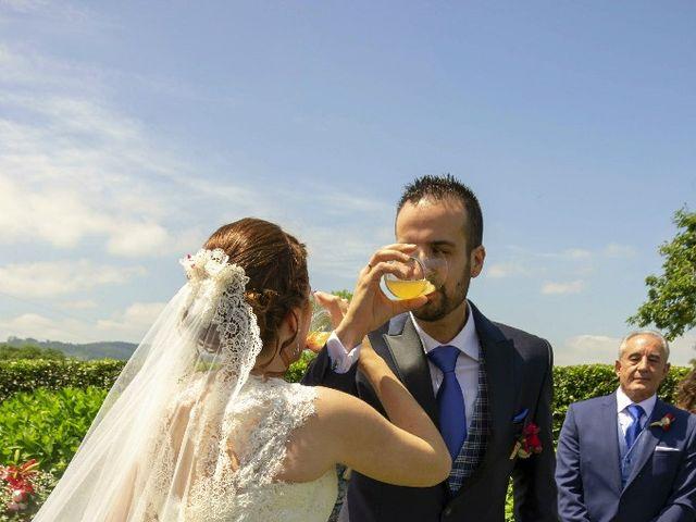 La boda de Dani y Tania en Quintueles, Asturias 58