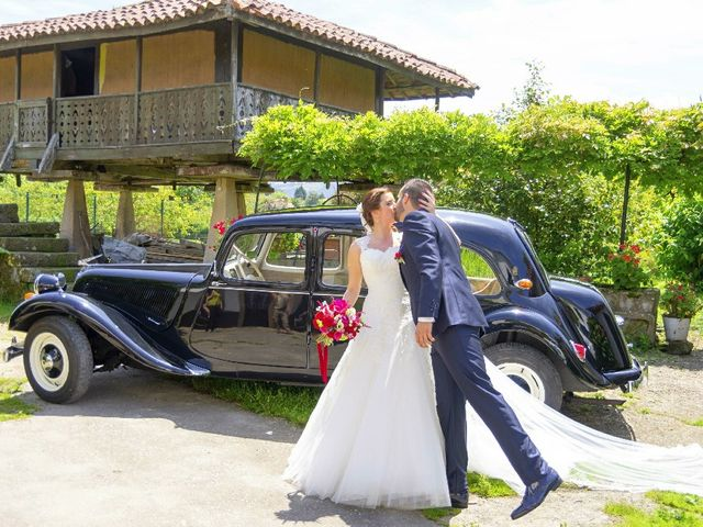 La boda de Dani y Tania en Quintueles, Asturias 62