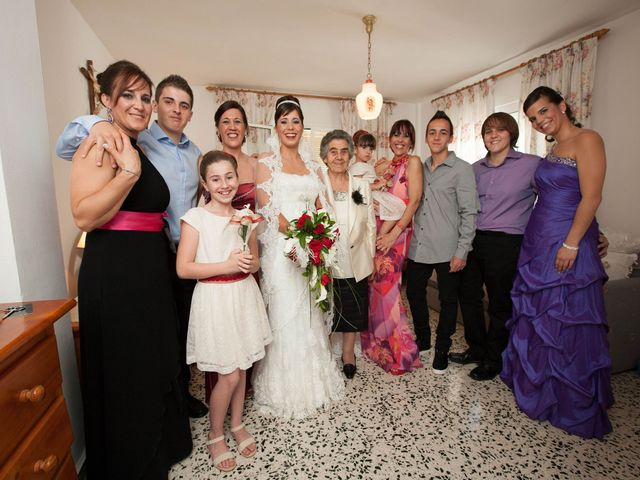 La boda de Alba y Alberto en San Pedro Alcantara, Málaga 10