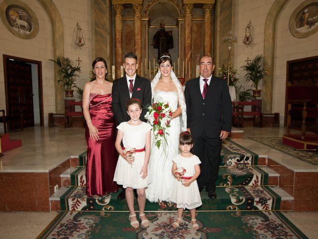 La boda de Alba y Alberto en San Pedro Alcantara, Málaga 17