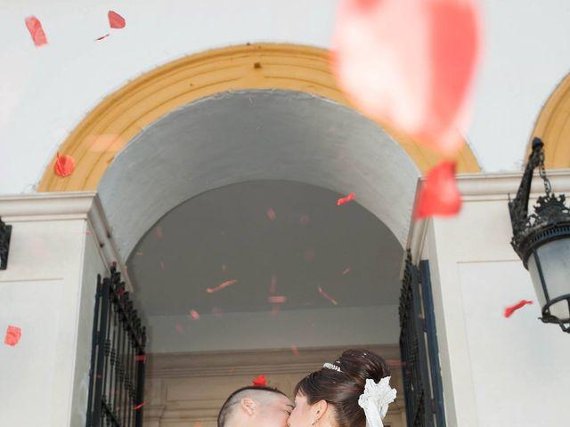La boda de Alba y Alberto en San Pedro Alcantara, Málaga 19