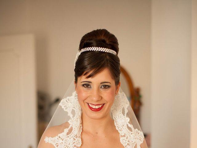 La boda de Alba y Alberto en San Pedro Alcantara, Málaga 8