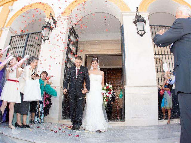 La boda de Alba y Alberto en San Pedro Alcantara, Málaga 18