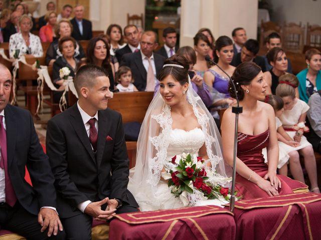 La boda de Alba y Alberto en San Pedro Alcantara, Málaga 15