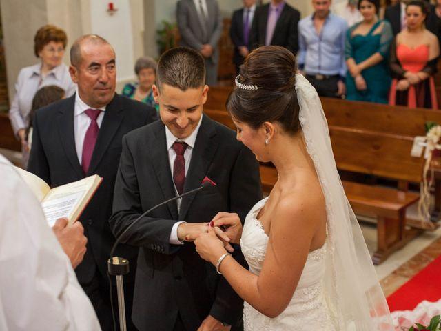 La boda de Alba y Alberto en San Pedro Alcantara, Málaga 16