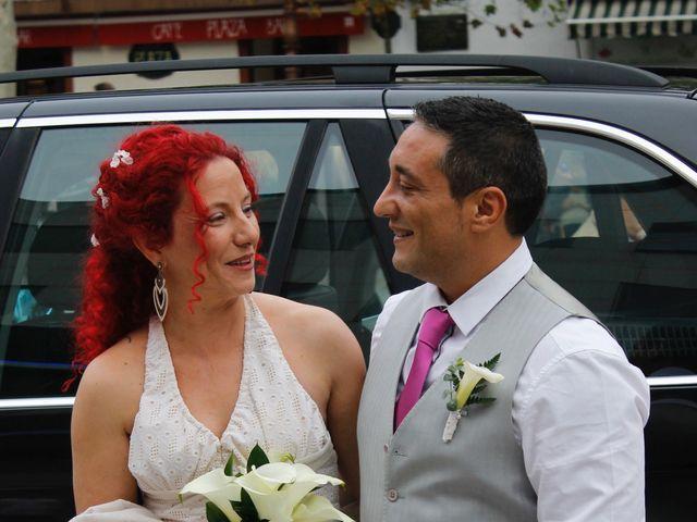 La boda de Javi y Son en Getafe, Madrid 7