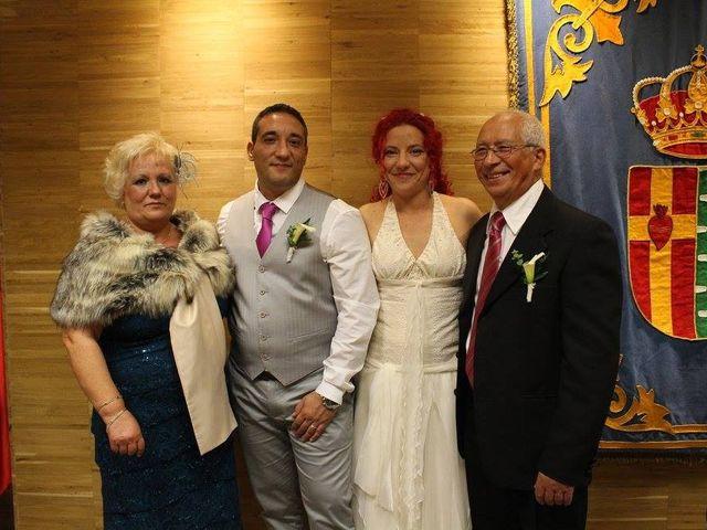 La boda de Javi y Son en Getafe, Madrid 12