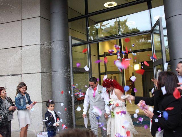 La boda de Javi y Son en Getafe, Madrid 13