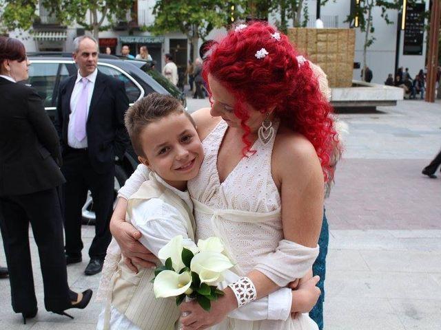 La boda de Javi y Son en Getafe, Madrid 16