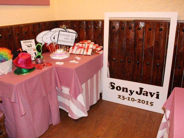La boda de Javi y Son en Getafe, Madrid 19