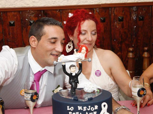 La boda de Javi y Son en Getafe, Madrid 24