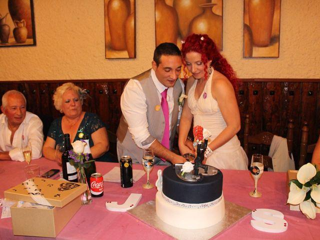 La boda de Javi y Son en Getafe, Madrid 25