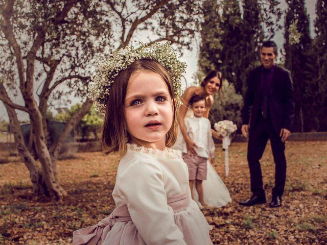 La boda de Manu y Carol en Petra, Islas Baleares 2