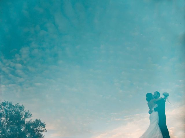 La boda de Manu y Carol en Petra, Islas Baleares 1