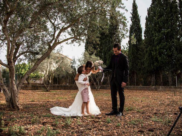 La boda de Manu y Carol en Petra, Islas Baleares 5