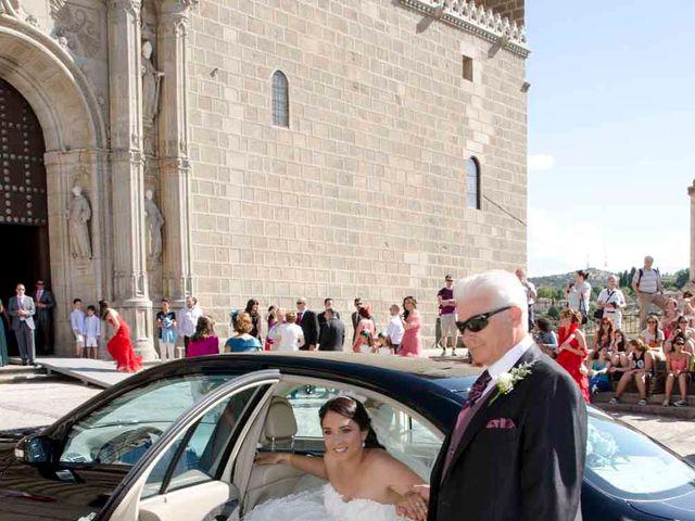 La boda de David y Estefanía en Burujón, Toledo 4