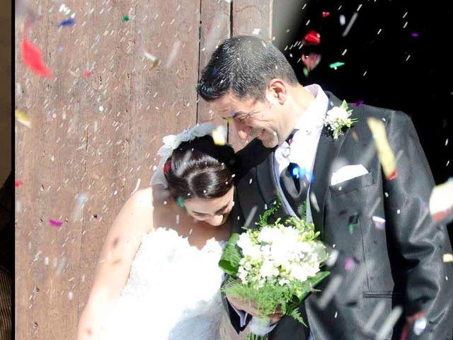 La boda de David y Estefanía en Burujón, Toledo 6