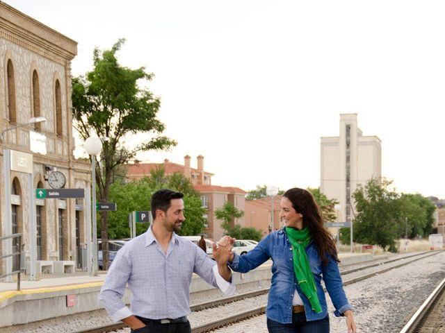 La boda de David y Estefanía en Burujón, Toledo 8