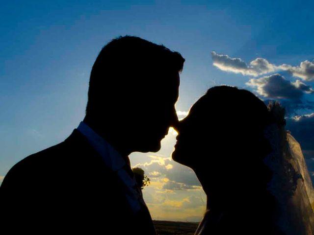 La boda de David y Estefanía en Burujón, Toledo 17