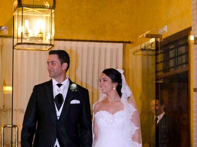 La boda de David y Estefanía en Burujón, Toledo 19