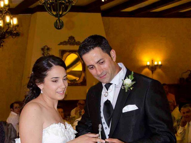La boda de David y Estefanía en Burujón, Toledo 21