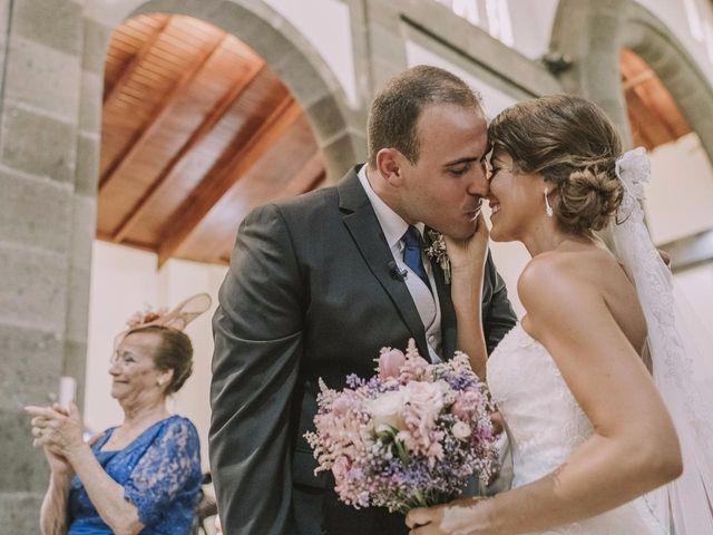 La boda de Echedey y Nira en Las Palmas De Gran Canaria, Las Palmas 15