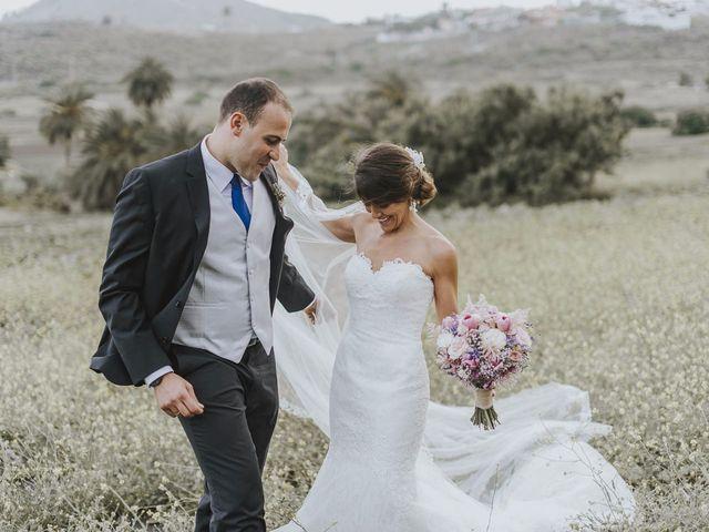 La boda de Echedey y Nira en Las Palmas De Gran Canaria, Las Palmas 2