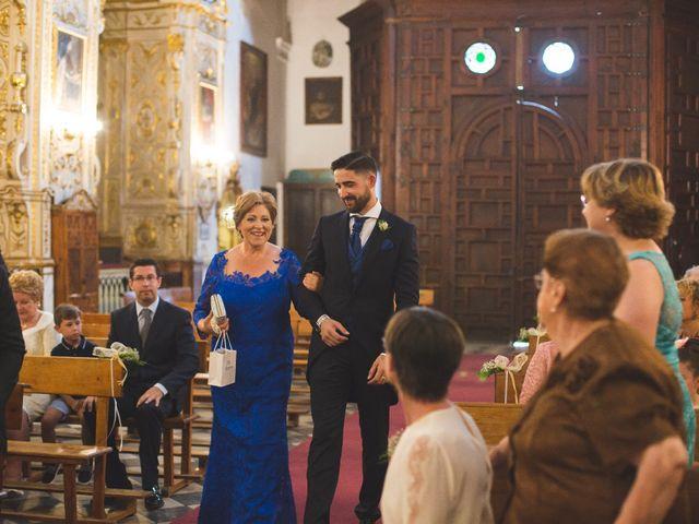 La boda de Fran y María en Otura, Granada 25