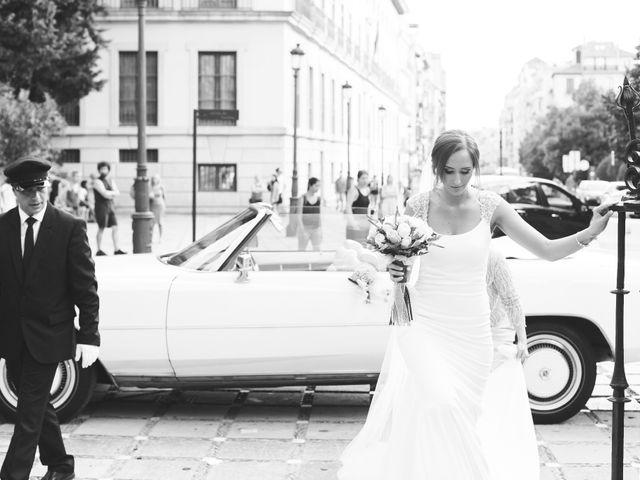 La boda de Fran y María en Otura, Granada 27