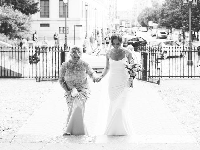 La boda de Fran y María en Otura, Granada 28