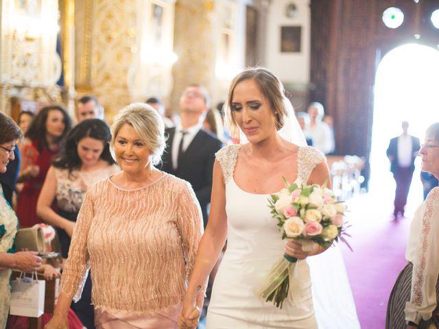 La boda de Fran y María en Otura, Granada 29
