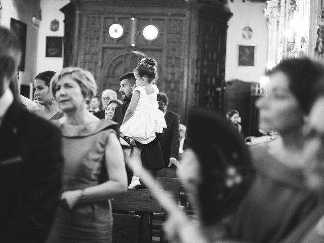La boda de Fran y María en Otura, Granada 31