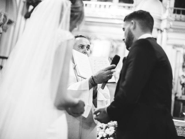 La boda de Fran y María en Otura, Granada 35
