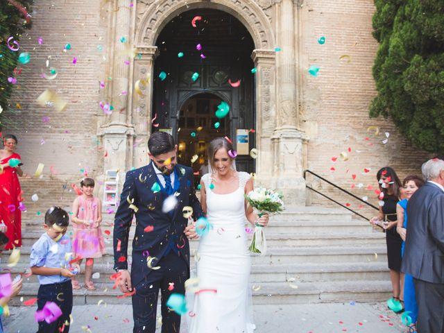La boda de Fran y María en Otura, Granada 36