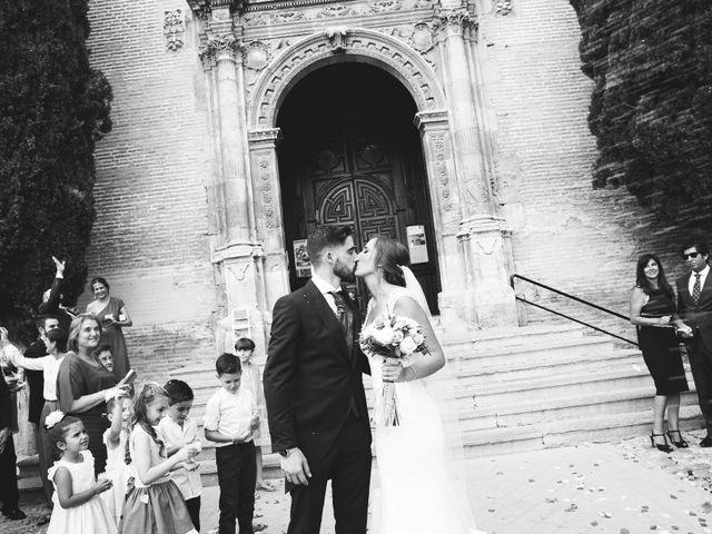 La boda de Fran y María en Otura, Granada 37