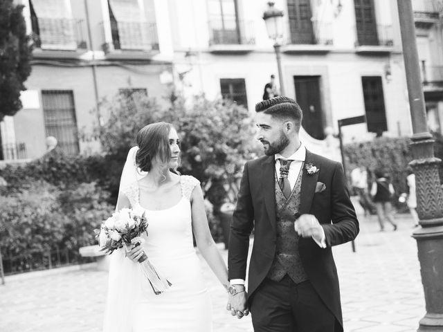 La boda de Fran y María en Otura, Granada 39