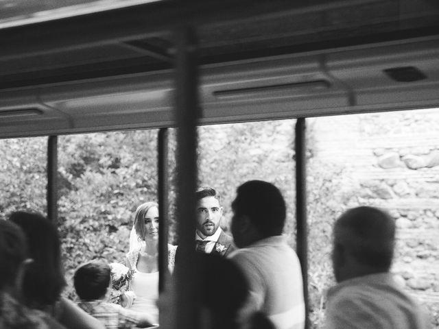 La boda de Fran y María en Otura, Granada 41