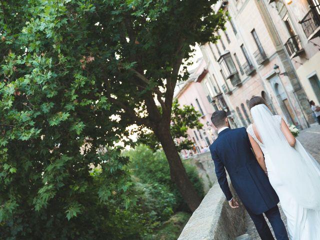 La boda de Fran y María en Otura, Granada 45