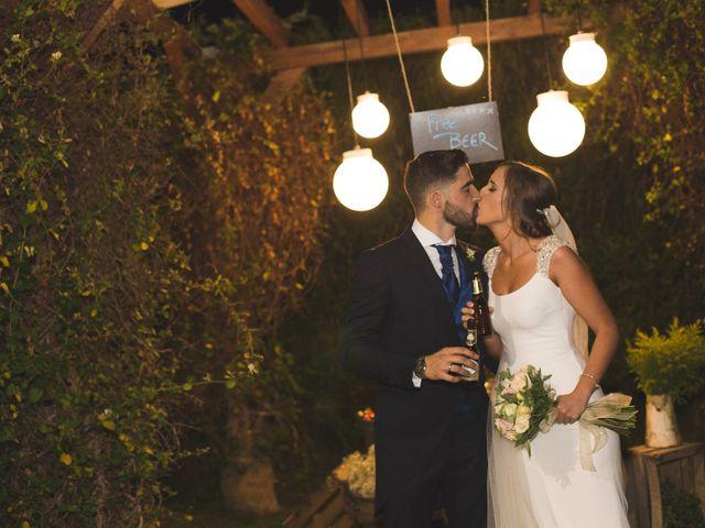 La boda de Fran y María en Otura, Granada 47