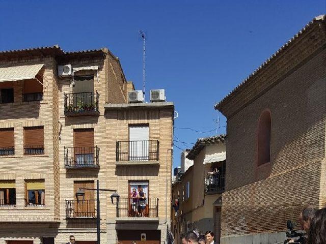 La boda de Luis y Nuria en Tauste, Zaragoza 1