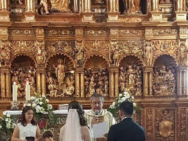 La boda de Luis y Nuria en Tauste, Zaragoza 2