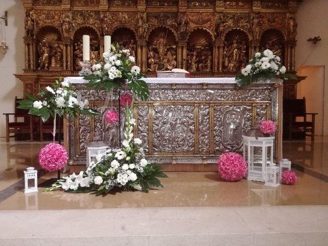 La boda de Luis y Nuria en Tauste, Zaragoza 3
